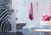 Designade duschväggar