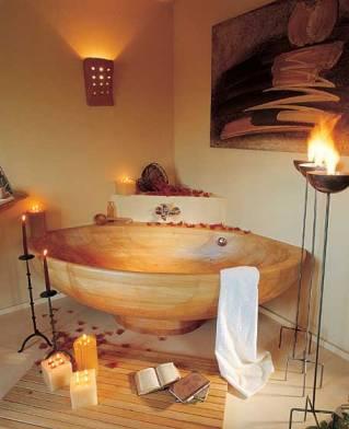 Badkaret kommer från Rekoma