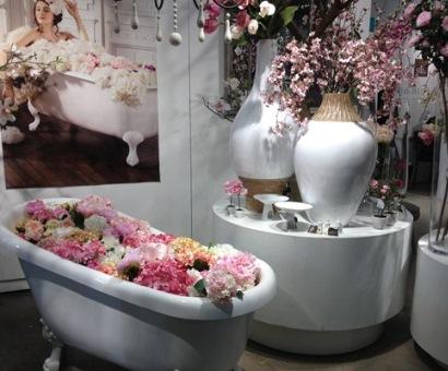 Vackert badkar från Formexmässan