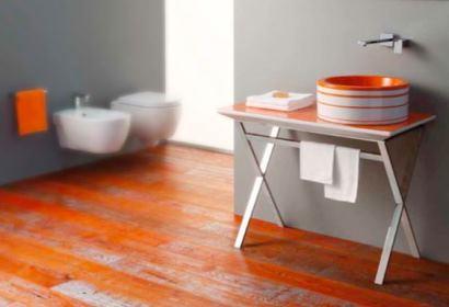 Läckra detaljer i orange från Freese & Bruno