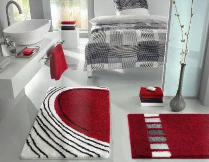 Härlig badrumstextil från Leijma