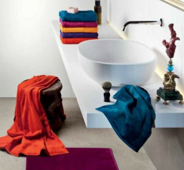 Mixade handdukar från Leijma