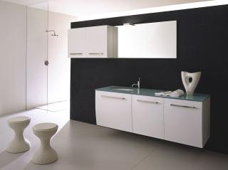 Ett av Smedstorps nya badrum från Puntotre.