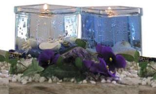 Havsinspirerade geléljus från Palmetten