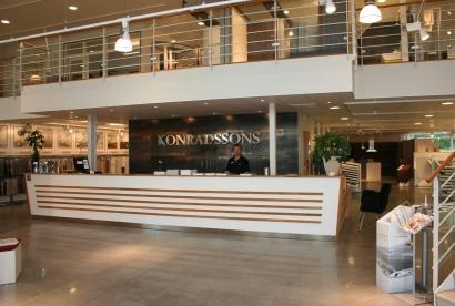 Konradssons butik Göteborg