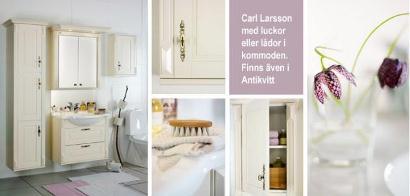 Lantliga badrummet Carl Larsson från Björbo