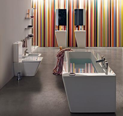Duobad Il bagno Alessi
