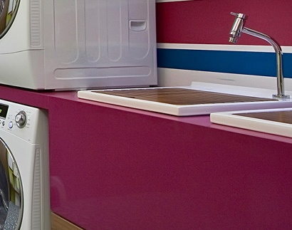 Färgstarka bänkskivor från Silestone