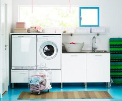 Tvättstugeinredning från Vedum